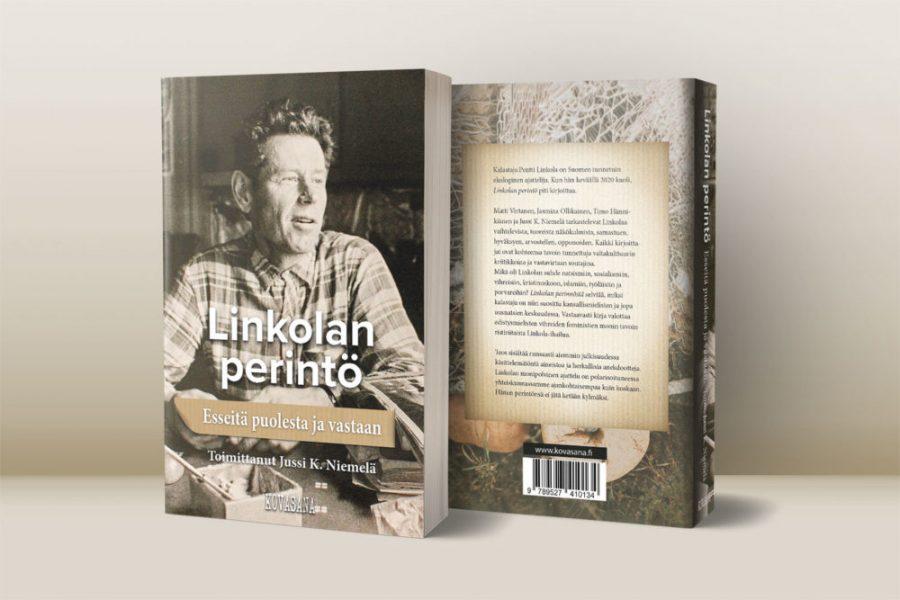 Kirjan kannet ja taitto, Linkolan perintö / Kovasana