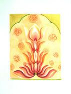 Lilium nepalence, norsuuluulilja, rakentuminen